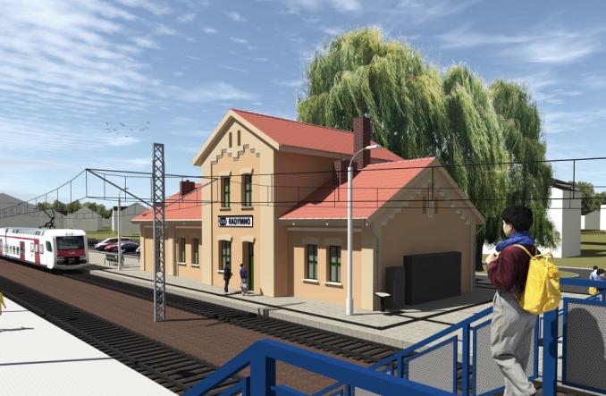 Dworzec w Radymnie idzie do remontu