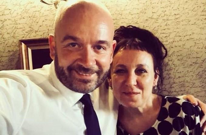 Wrocław. Pasażerowie z książką Olgi Tokarczuk jeżdżą za darmo
