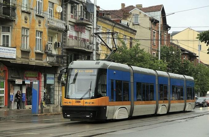 Sofia zyskała 130 mln euro na elektryczny tabor komunikacji miejskiej