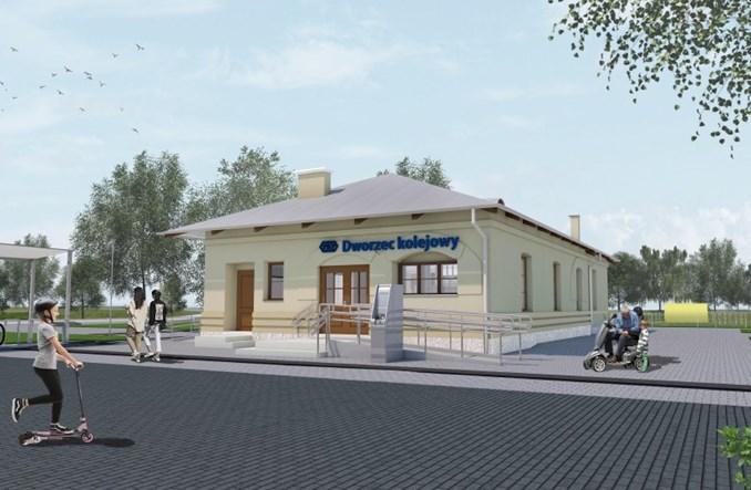 Dworce Szepietowo i Jabłoń Kościelna do przebudowy. Jest umowa
