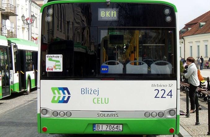 Supraśl nie chce linii 111 na warunkach, których żąda Białystok