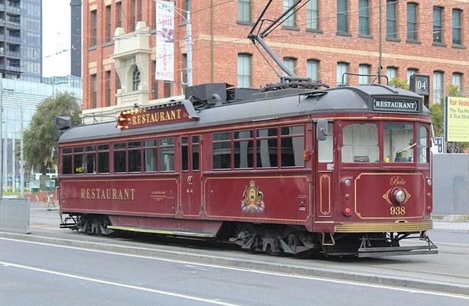 Melbourne. Słynna tramwajowa restauracja pozywa miasto o 10 mln dol.