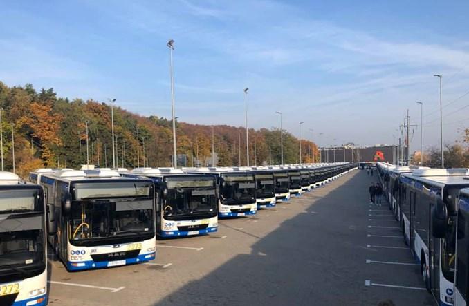 Gdynia pokazała 55 nowych autobusów od MAN-a