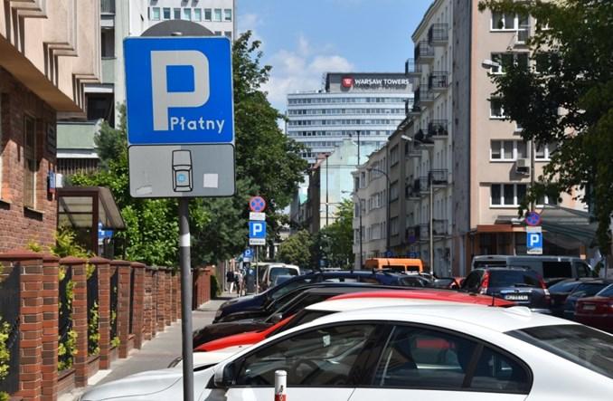 Warszawa. ZDM chce przetestować parkingi tylko dla mieszkańców
