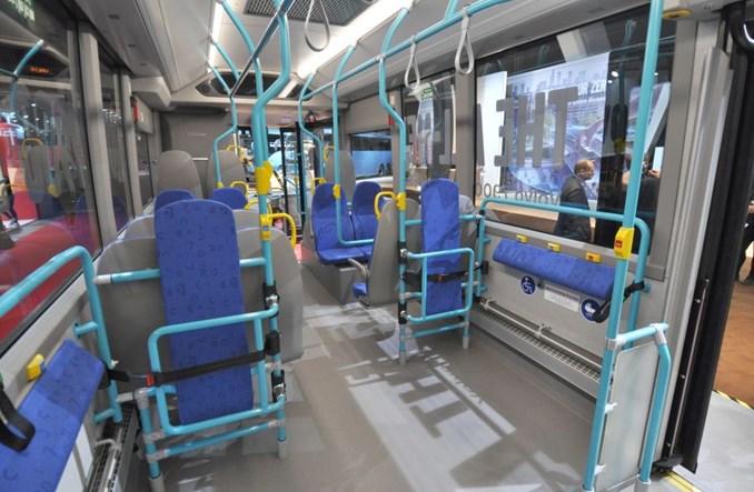 Busworld 2019. Volvo z w pełni elektrycznym przegubowcem [zdjęcia]