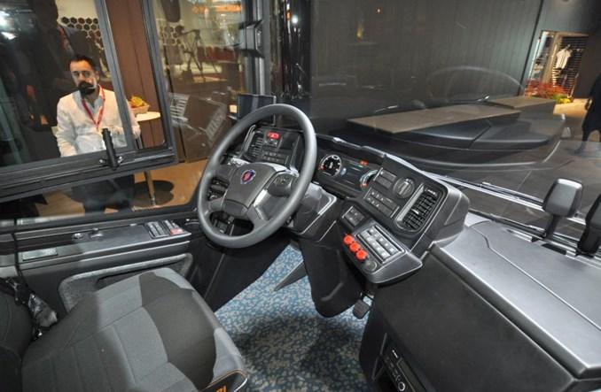 Busworld 2019. Scania kończy z aluminium. Całkowicie nowy autobus [zdjęcia]