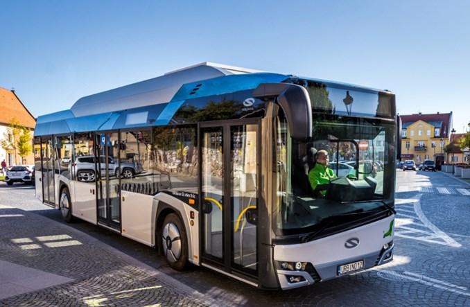 Konin wybiera autobus elektryczny od Solarisa