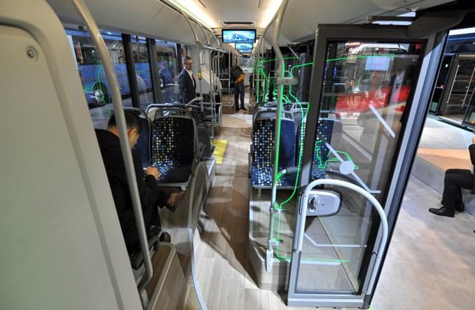 MAN na Busworld 2019. Są pierwsi klienci na w pełni elektryczny autobus [zdjęcia]