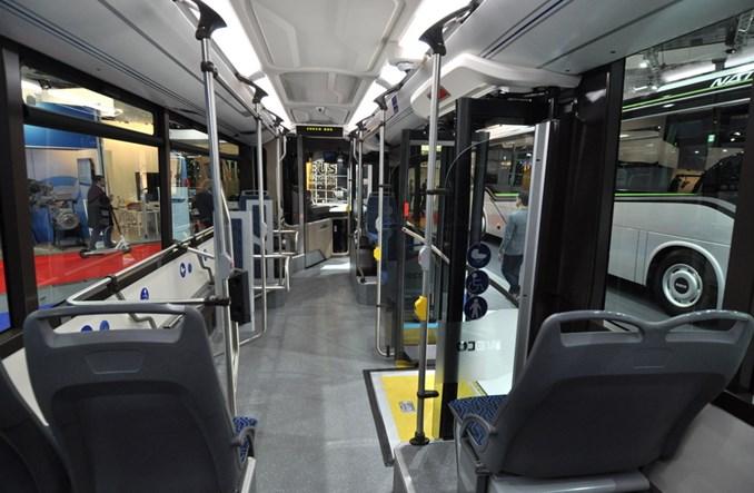 Iveco na targach Busworld bardzo elektryczne, ale nieco trąci myszką [zdjęcia]