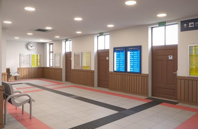Dworzec Kraków Swoszowice znów dla pasażerów. Jest przetarg [wizualizacje]