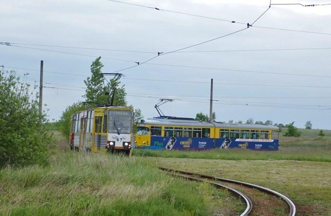 Grudziądz z ofertami na przebudowę torowisk tramwajowych