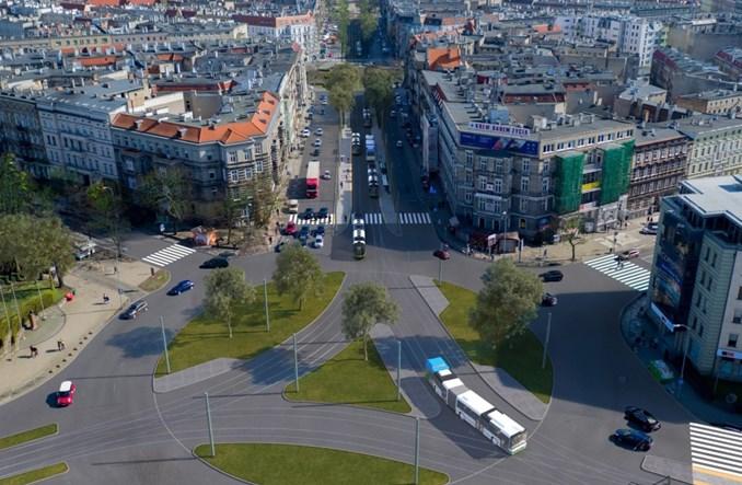 Szczecin: Jest umowa na przebudowę dwóch węzłów w centrum