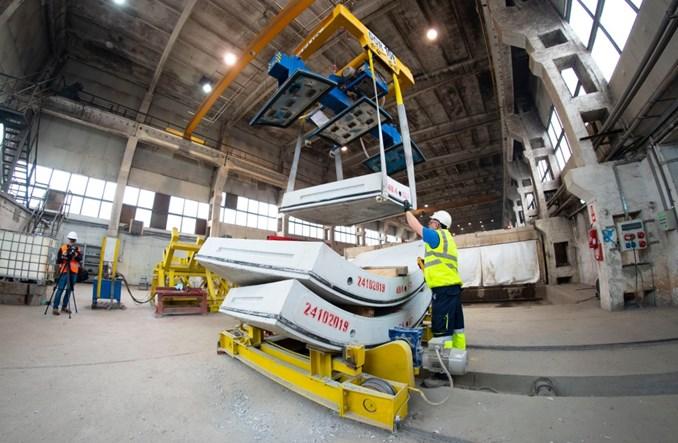 Metro na Bródno: 500 tubingów gotowych dla przyszłych tuneli