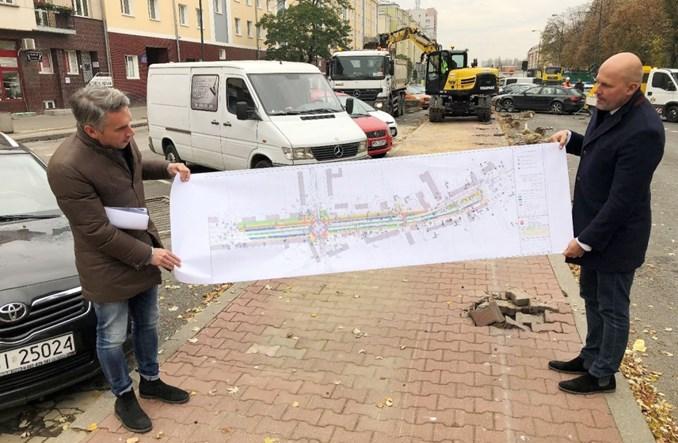 """Miasto rozpoczyna przebudowę odcinka Górczewskiej. Całość ma być """"piękna"""""""
