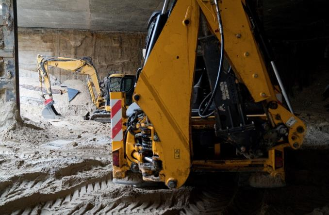 Budowa metra na Bródnie zeszła pod ziemię. Na Bemowie przygotowania do wykopu