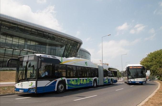 Kraków z nowym przetargiem na 50 elektrobusów