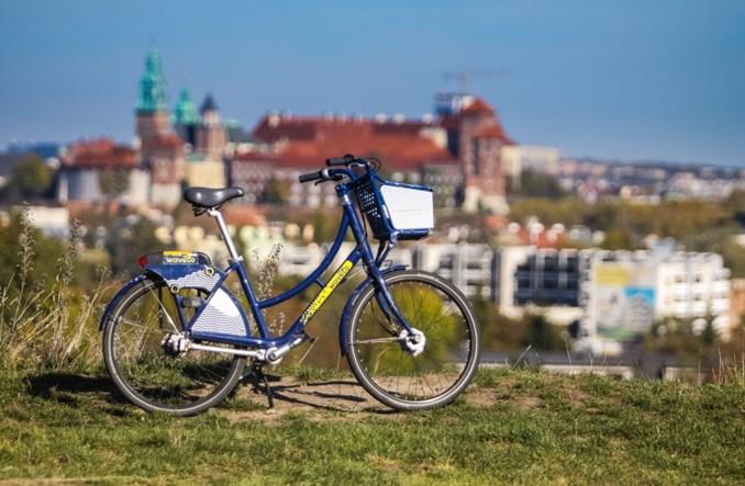 Kraków. BikeU wypowiedziało umowę na Wavelo. Zmierzch rowerów publicznych?
