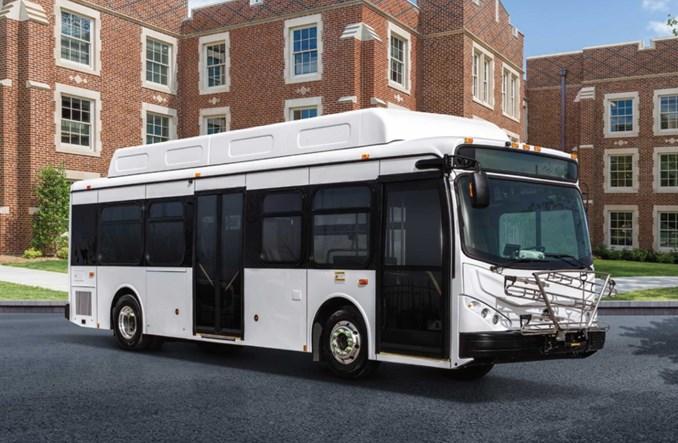 Los Angeles. BYD dostarczy 130 autobusów elektrycznych