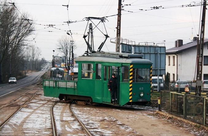 Łódź zdjęła sieć trakcyjną znad Konstantynowskiej