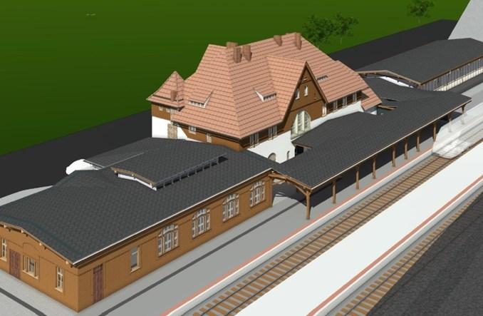 Rusza przebudowa dworca w Szklarskiej Porębie Górnej [wizualizacje]