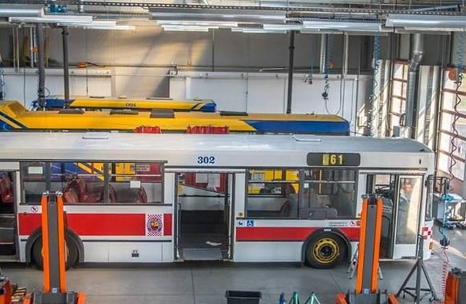 Głogów kupuje cztery autobusy hybrydowe