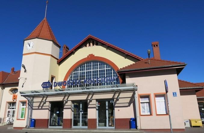 PKP SA z umową na projekt przebudowy dworca w Kołobrzegu
