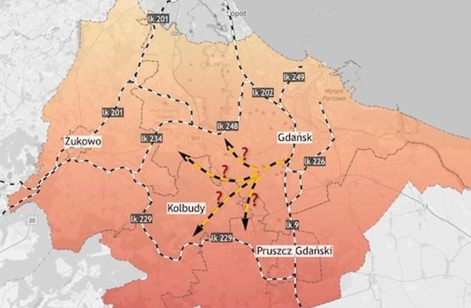 Linia SKM przedłużona na południe Gdańska? Jest list intencyjny