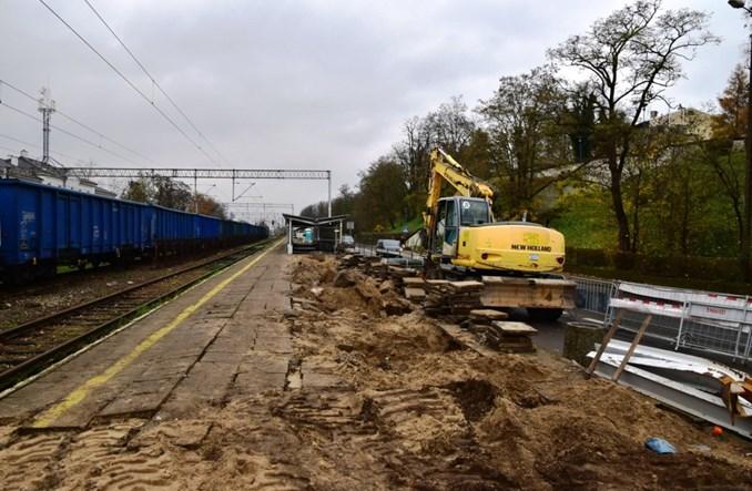 PKP PLK inauguruje budowę Szczecińskiej Kolei Metropolitalnej. Start prac w Gryfinie