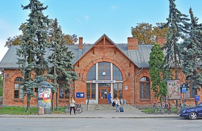 Powstaje projekt przebudowy dworca w Sochaczewie
