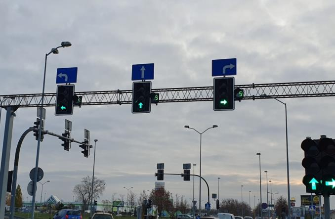 Szczecin instaluje kolejne sekundniki i integruje je z ITS