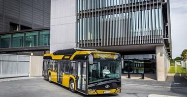 Tallinn. Solaris wygrał przetarg na 100 autobusów CNG