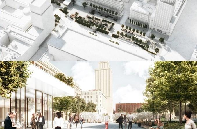 Nowe centrum Warszawy. Co się zmieni w 2020 r. [grafiki]
