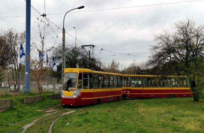 Łódź: Koziny fizycznie odcięte od reszty sieci