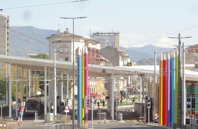 Genewa. Ruszył transgraniczny tramwaj do francuskiego Annemasse