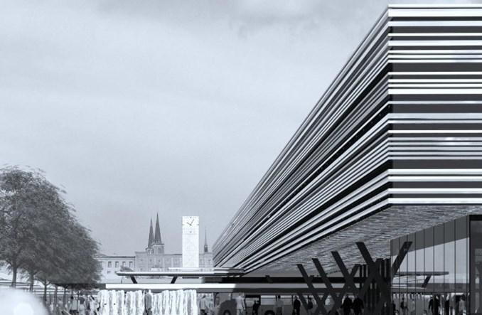 Tak będzie wyglądać nowy dworzec Częstochowa Główna (wizualizacje)