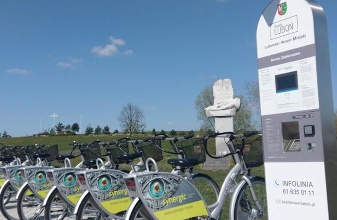 Luboń z przetargiem na obsługę roweru publicznego wraz z rozbudową