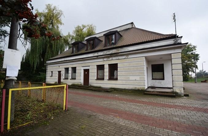 Szykowany do remontu dworzec w Płochocinie zabytkiem