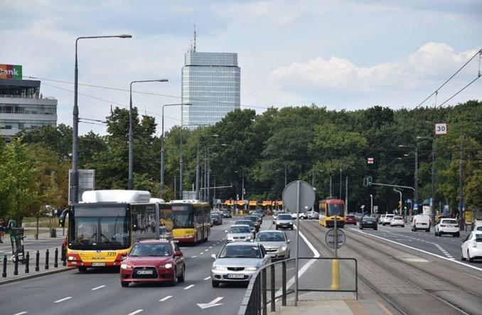 Warszawa. Transport wysoko oceniany w najnowszym Barometrze