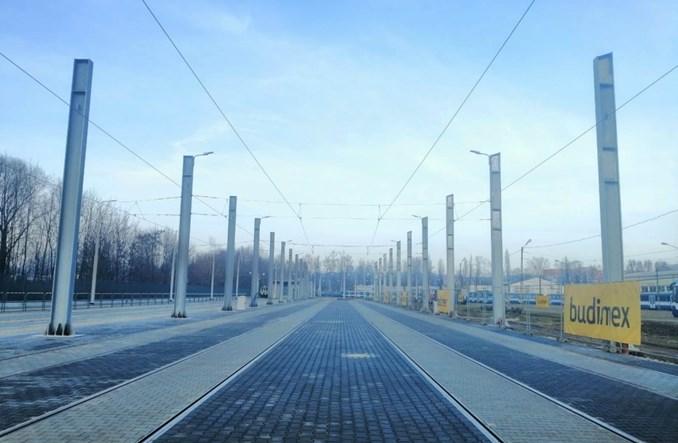 Kraków: Zajezdnia tramwajowa w Nowej Hucie z nowymi torami