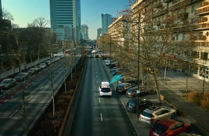 Warszawa. Pierwszy dzień aut kontrolujących parkowanie. 603 mandaty