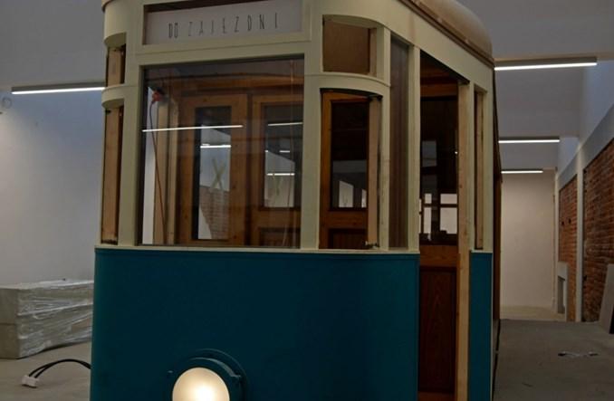 Łódź: Muzeum z... makietą tramwaju