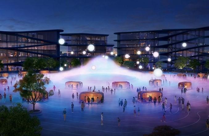 Woven City. Toyota zbuduje miasto przyszłości. Raj dla pieszych i rowerzystów?