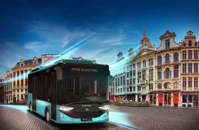Rumunia. Karsan dostarczy 20 elektrobusów do Dej