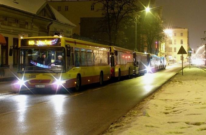 Łódź: Duże zmiany na liniach nocnych