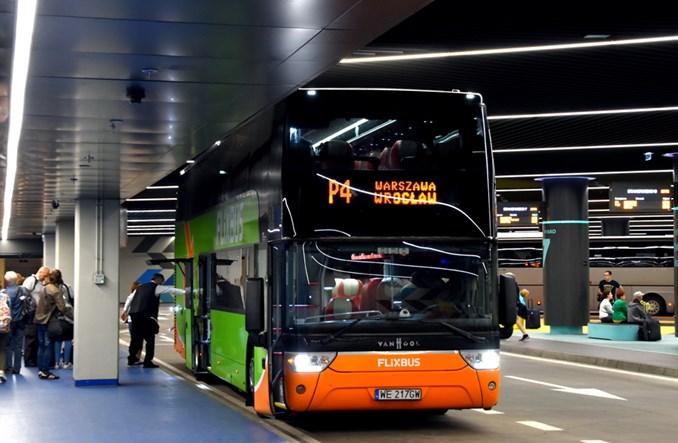 Definitywny koniec Polskiego Busa. Souter wychodzi z siatki połączeń Flixbus