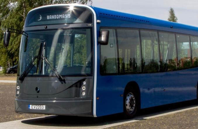 Litwa ma swój elektryczny autobus