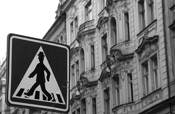 """""""Kwestia czeska"""" w pierwszeństwie pieszych na przejściach"""