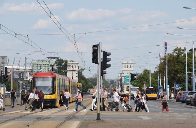 Warszawa. Miasto Jest Nasze z siedmioma pomysłami na Al. Jerozolimskie