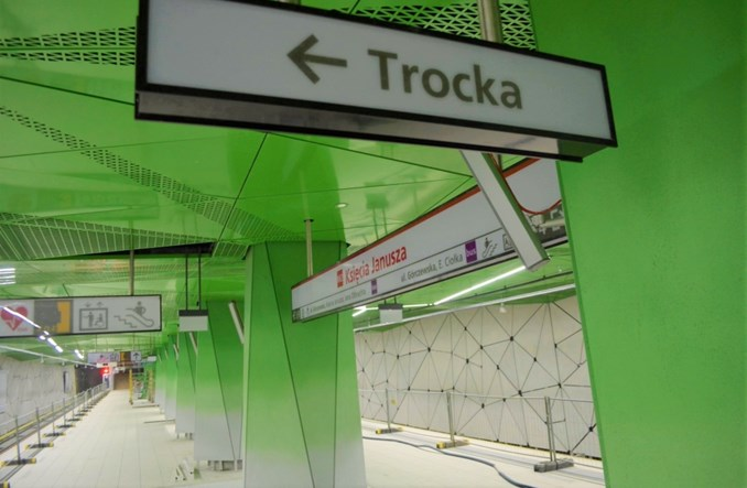 Metro na Wolę w oczekiwaniu na pozwolenia (zdjęcia)