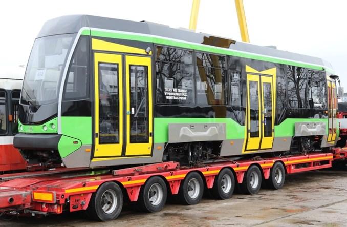 Do Elbląga trafi 400. tramwaj Modertransu